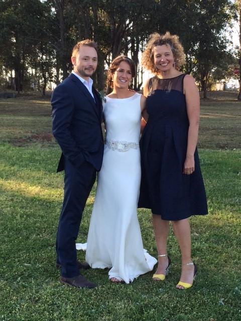 Mr and Mrs Monaghan (Nov, 2015 Peppers Creek Winery)