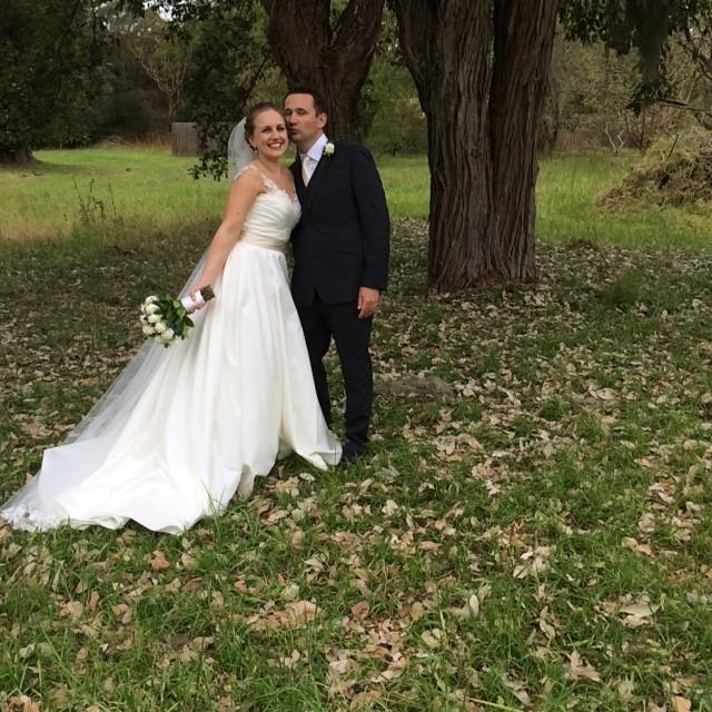 Mr and Mrs Wolski (Nov, 2015, Bells At Killcare)
